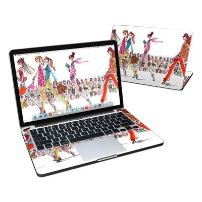 MacBook Pro Retina 13in Skin - Runway Runway