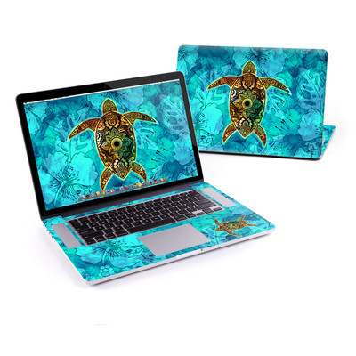 MacBook Pro Retina 13in Skin - Sacred Honu
