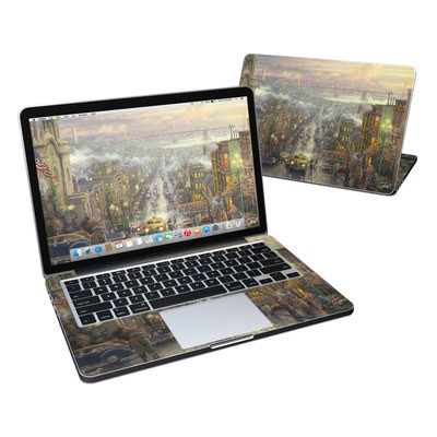MacBook Pro Retina 13in Skin - Heart of San Francisco