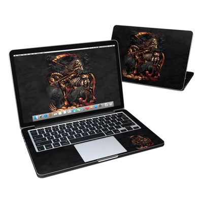 MacBook Pro Retina 13in Skin - Scythe