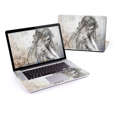 MacBook Pro Retina 13in Skin - Scythe Bride