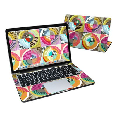 MacBook Pro Retina 13in Skin - Seaview Beauty