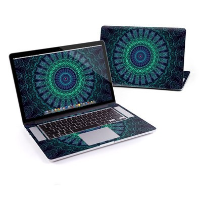 MacBook Pro Retina 13in Skin - Set And Setting