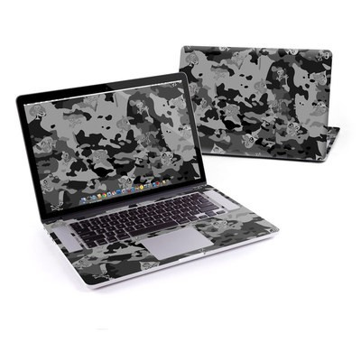 MacBook Pro Retina 13in Skin - SOFLETE Black Multicam