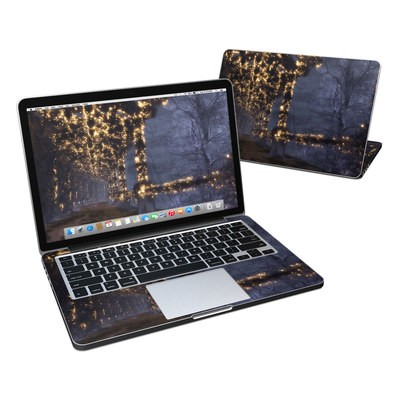 MacBook Pro Retina 13in Skin - Shaded Path