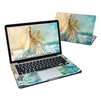 MacBook Pro Retina 13in Skin - The Shell Maiden