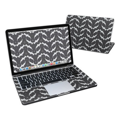 MacBook Pro Retina 13in Skin - Shiver of Sharks