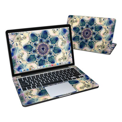 MacBook Pro Retina 13in Skin - Sea Horse