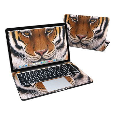 MacBook Pro Retina 13in Skin - Siberian Tiger