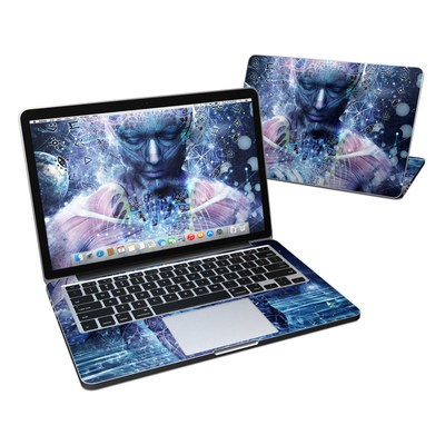 MacBook Pro Retina 13in Skin - Silence Seeker