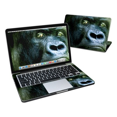 MacBook Pro Retina 13in Skin - Silverback