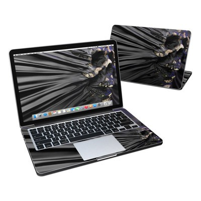 MacBook Pro Retina 13in Skin - Skull Breach