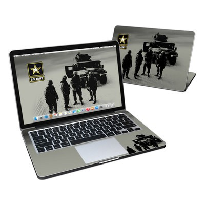 MacBook Pro Retina 13in Skin - Soldiers All
