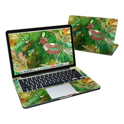 MacBook Pro Retina 13in Skin - Sing Me A Song