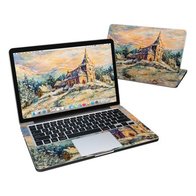 MacBook Pro Retina 13in Skin - Snow Landscape