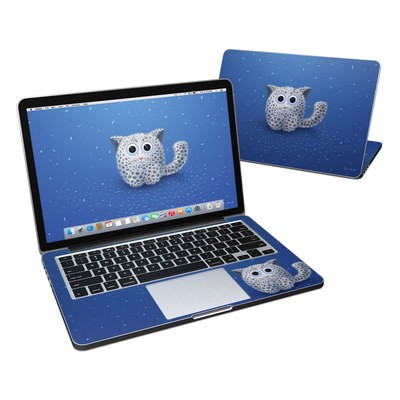 MacBook Pro Retina 13in Skin - Snow Leopard