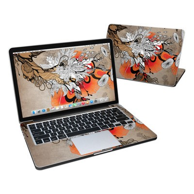 MacBook Pro Retina 13in Skin - Sonnet