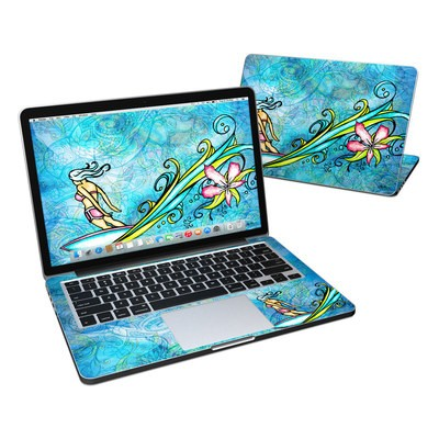 MacBook Pro Retina 13in Skin - Soul Flow
