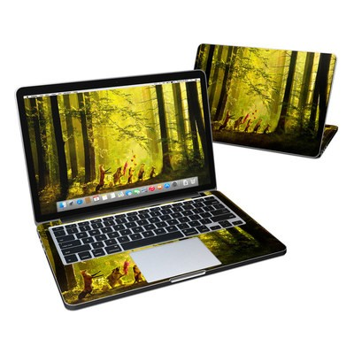 MacBook Pro Retina 13in Skin - Secret Parade
