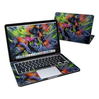 MacBook Pro Retina 13in Skin - Speak