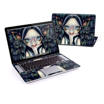 MacBook Pro Retina 13in Skin - Speak No Evil