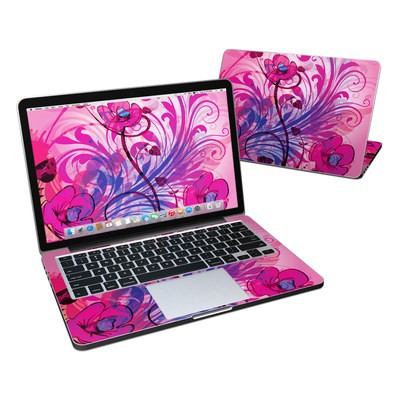 MacBook Pro Retina 13in Skin - Spring Breeze