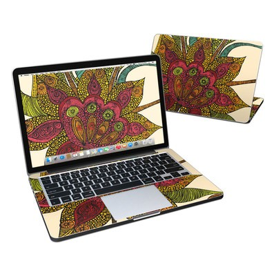 MacBook Pro Retina 13in Skin - Spring Flower