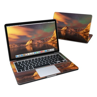 MacBook Pro Retina 13in Skin - Star Struck
