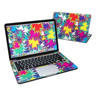 MacBook Pro Retina 13in Skin - Starzz