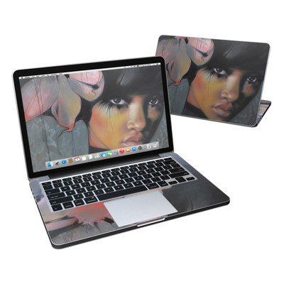 MacBook Pro Retina 13in Skin - Stashia