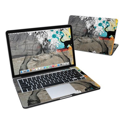 MacBook Pro Retina 13in Skin - Stay Awhile