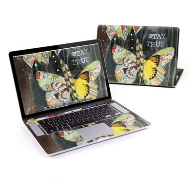 MacBook Pro Retina 13in Skin - Stay True