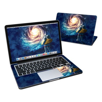 MacBook Pro Retina 13in Skin - Stellar Surfer