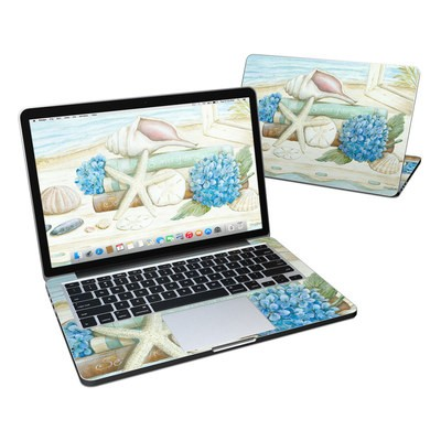 MacBook Pro Retina 13in Skin - Stories of the Sea