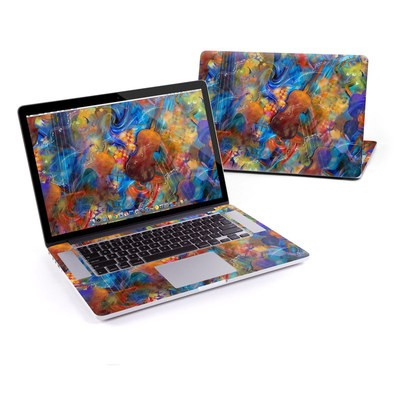 MacBook Pro Retina 13in Skin - Strings & Things