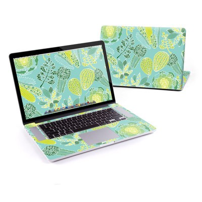 MacBook Pro Retina 13in Skin - Succulents