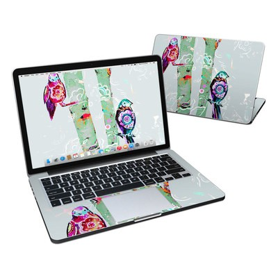 MacBook Pro Retina 13in Skin - Summer Birch
