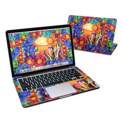 MacBook Pro Retina 13in Skin - Summerbird
