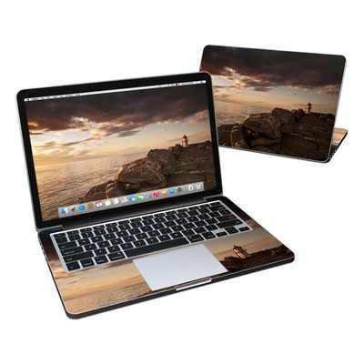 MacBook Pro Retina 13in Skin - Sunset Beacon