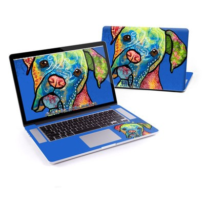 MacBook Pro Retina 13in Skin - Sun Moon Stars