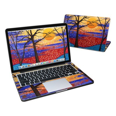 MacBook Pro Retina 13in Skin - Sunset Moon
