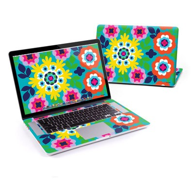 MacBook Pro Retina 13in Skin - Susani Sun