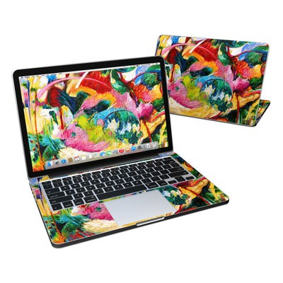 MacBook Pro Retina 13in Skin - Tahiti