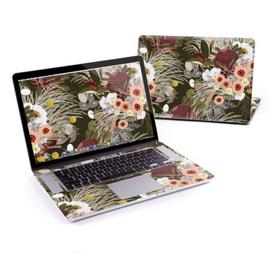 MacBook Pro Retina 13in Skin - Teagan Pampas Grass