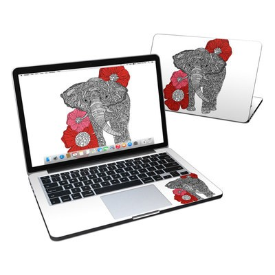 MacBook Pro Retina 13in Skin - The Elephant