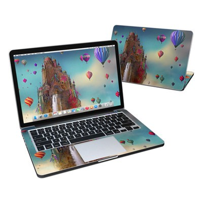 MacBook Pro Retina 13in Skin - The Festival