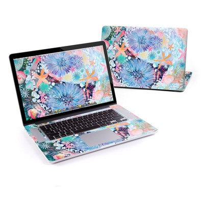 MacBook Pro Retina 13in Skin - Tidepool