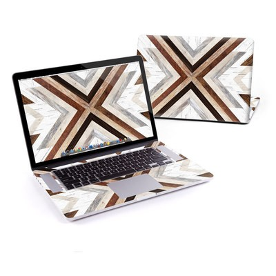 MacBook Pro Retina 13in Skin - Timber