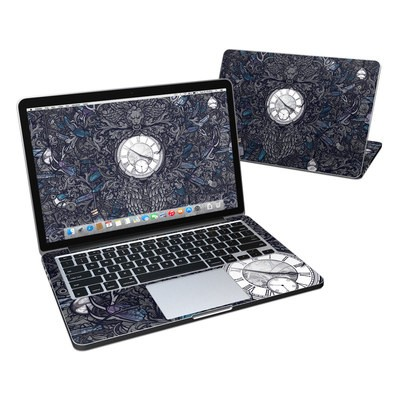 MacBook Pro Retina 13in Skin - Time Travel