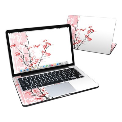 MacBook Pro Retina 13in Skin - Pink Tranquility